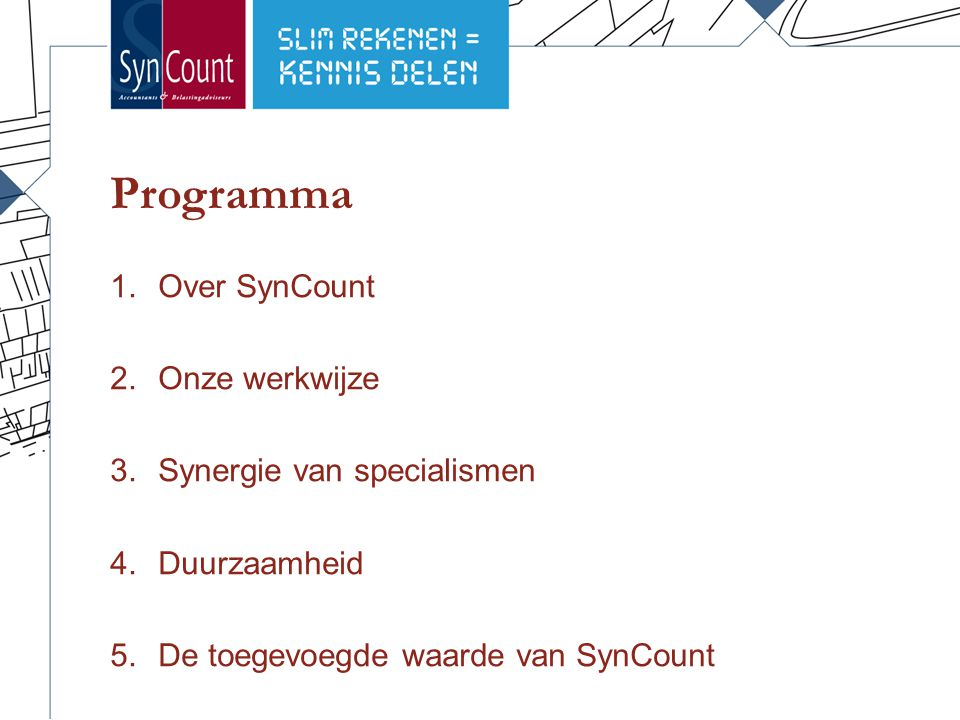 1. Over SynCount