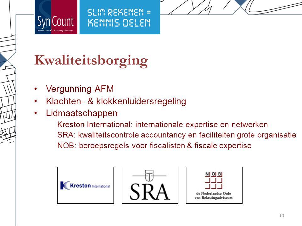Blijf op de hoogte via syncount.nl syncount.nl 31