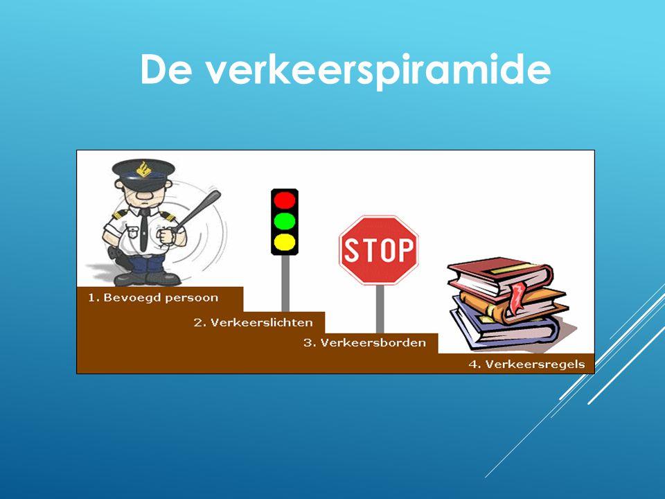 De verkeerspiramide
