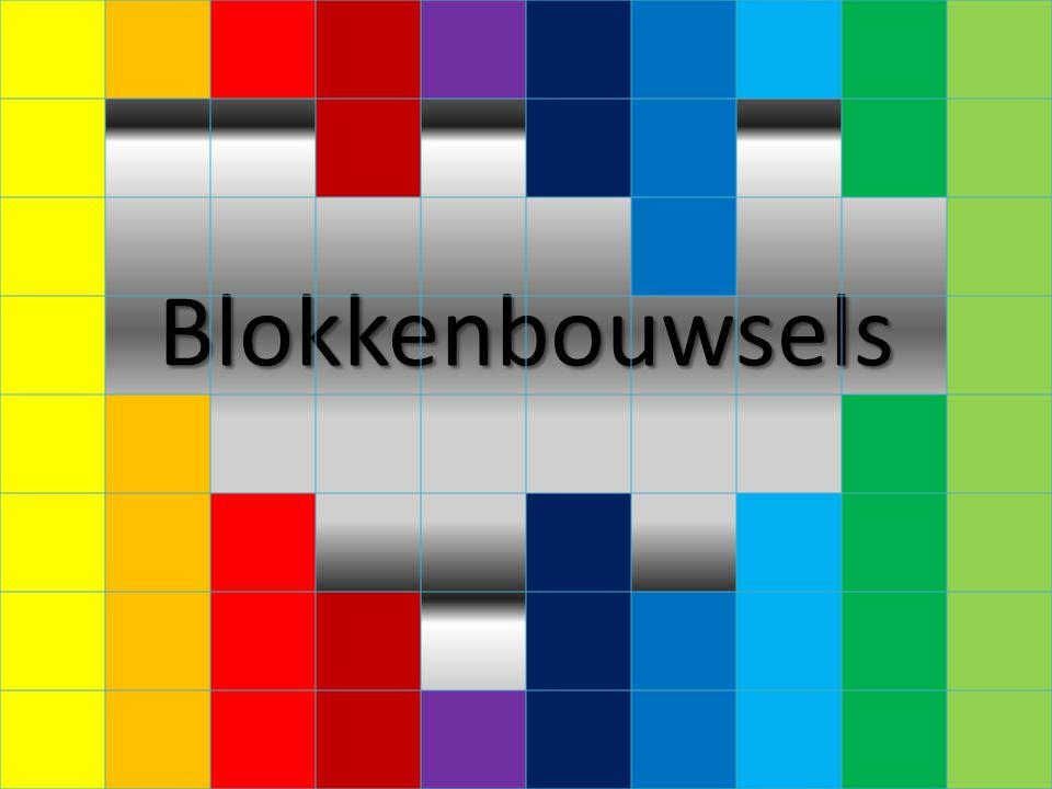En dit? a)9 blokjes9 blokjes b)10 blokjes10 blokjes c)11 blokjes11 blokjes