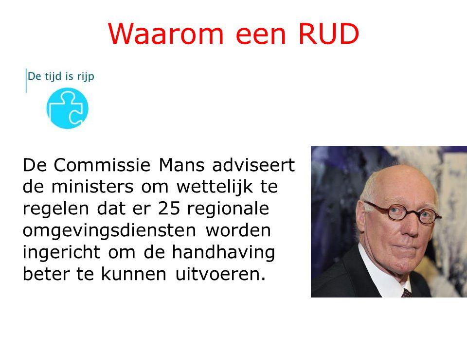 Hoe werkt dat vervolg bovenlokaal Boven- Provinciaal Kennispunt BRZO te Nijmegen Verplicht over naar de RUD Eigen keuze lokaal 1-1-2013 Ca.