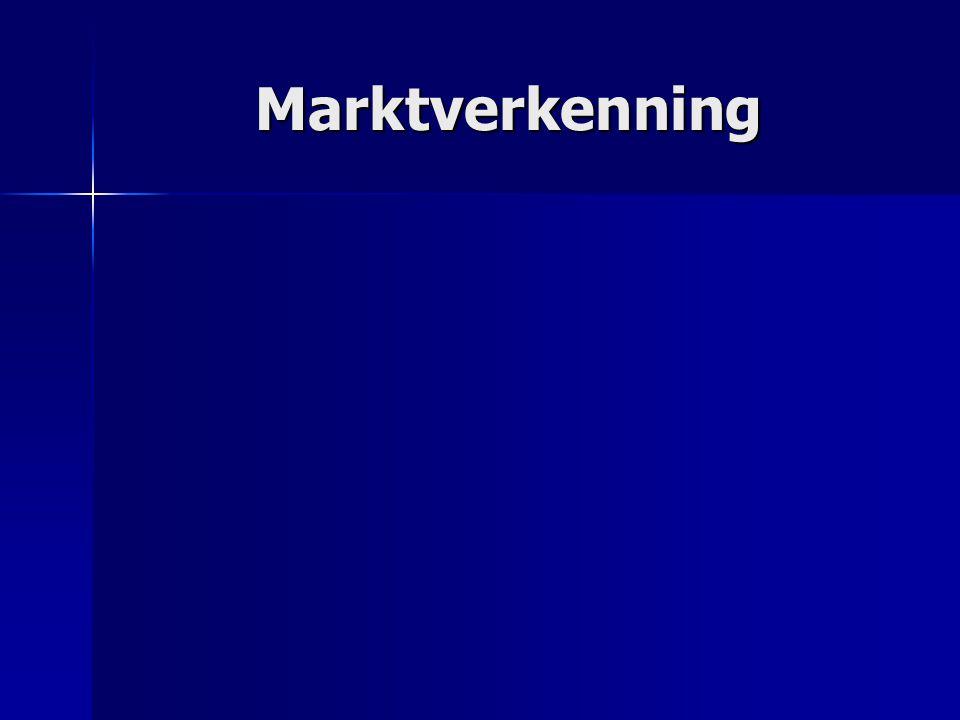 Marktverkenning