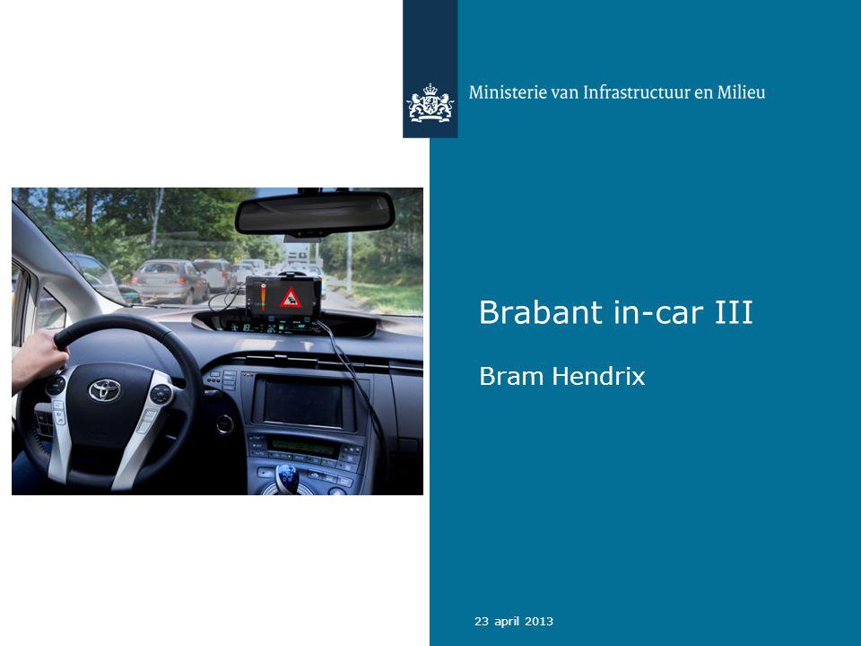 23 april 2013 Brabant in-car III Bram Hendrix