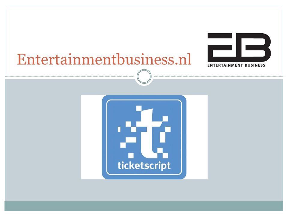 Entertainmentbusiness.nl