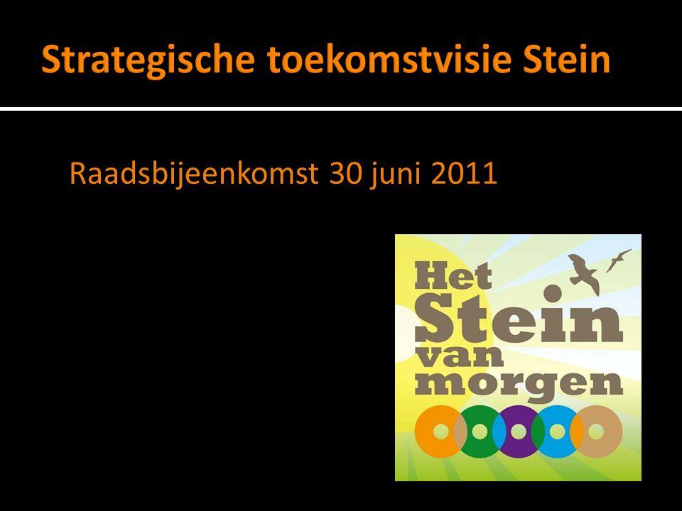 Stein investeert in: Bewustwording van eigen kwaliteiten en draagt die met trots uit Kernwaarden Stein 5.