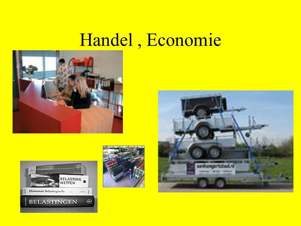 Handel, Economie