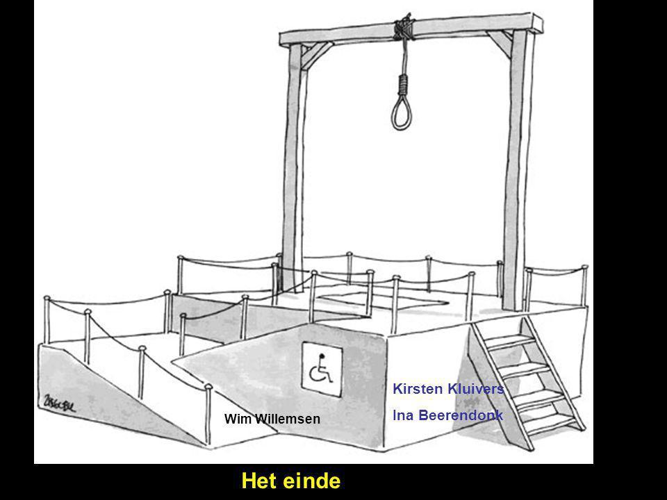 Het einde Wim Willemsen Kirsten Kluivers Ina Beerendonk