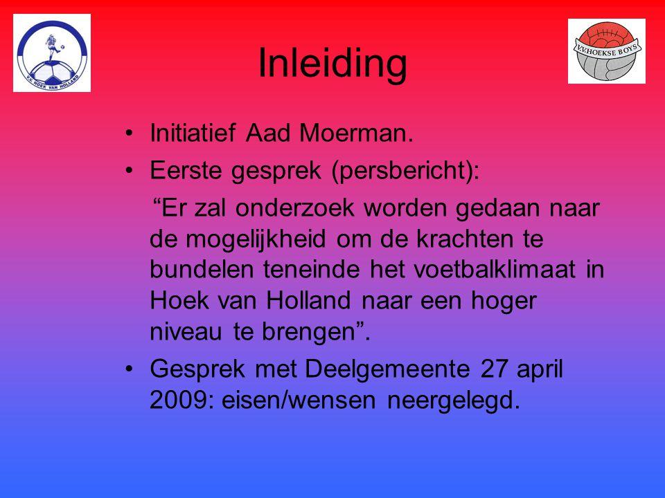 Inleiding Initiatief Aad Moerman.