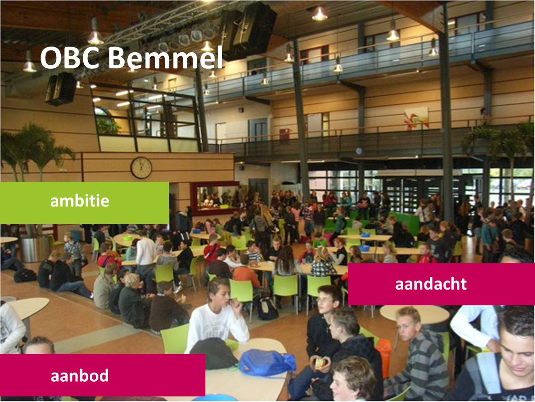 TTO Bemmel ambition activities attention