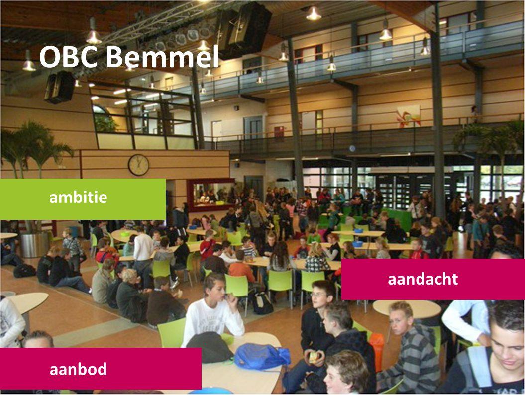 OBC Bemmel ambitie aanbod aandacht