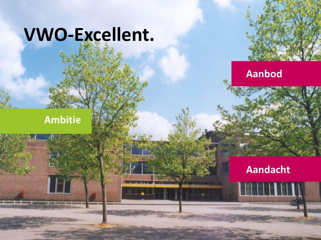 OBC Bemmel VWO-Excellent. Ambitie Aanbod Aandacht