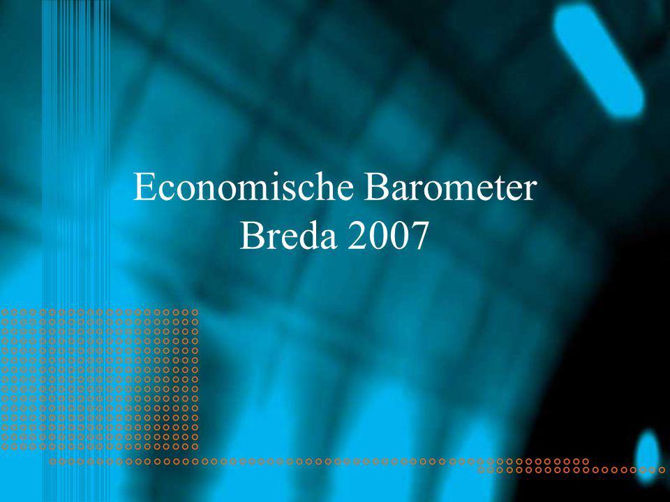 Economische Barometer Breda 2007
