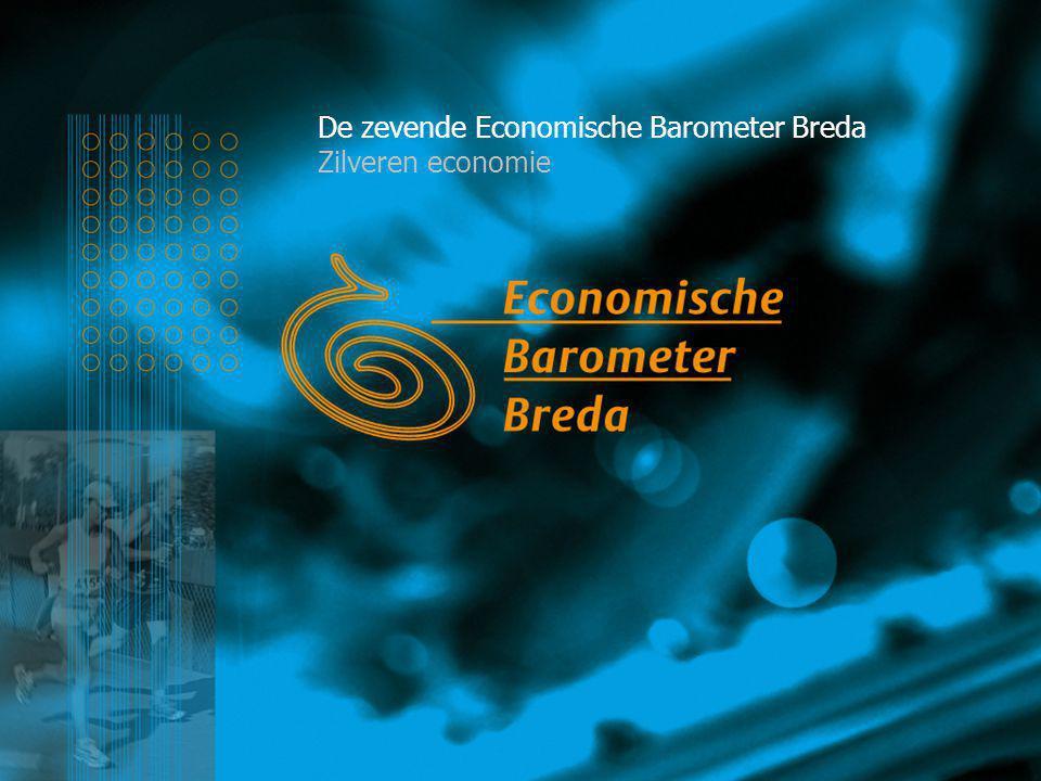 De zevende Economische Barometer Breda Zilveren economie