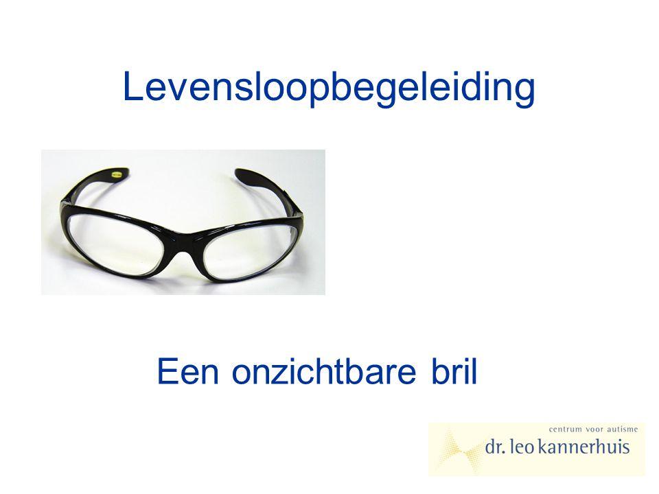 Levensloopbegeleiding Een onzichtbare bril