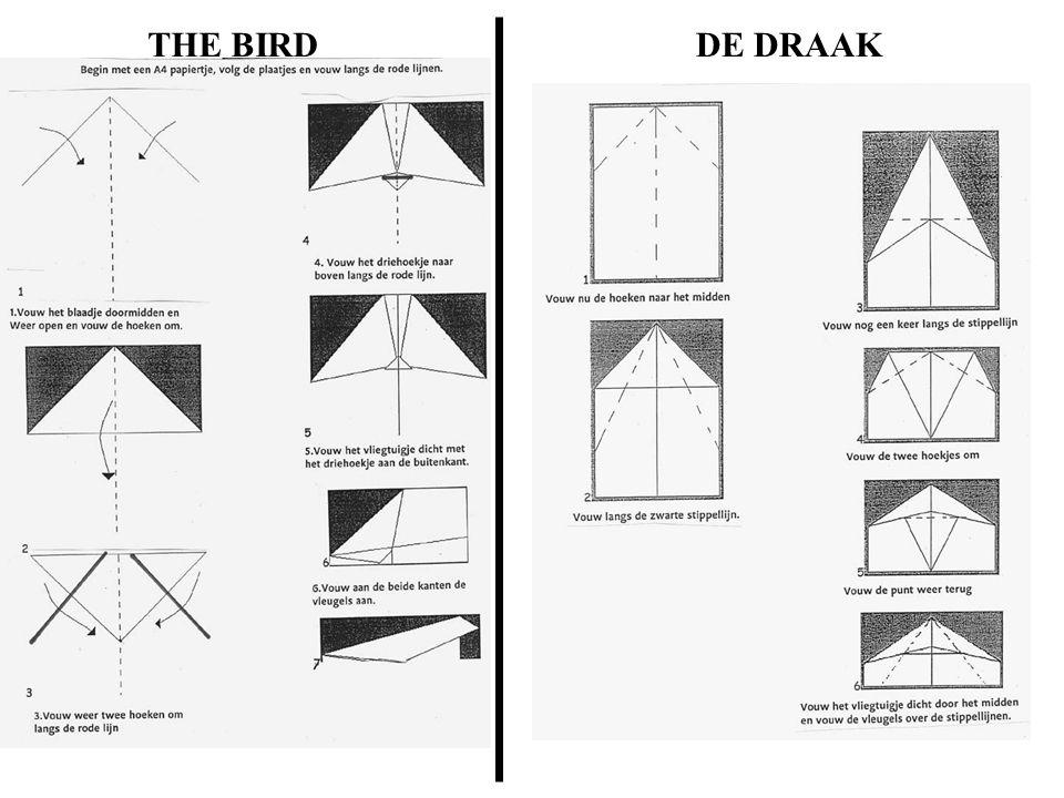 THE BIRDDE DRAAK
