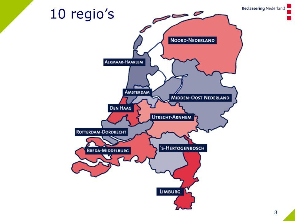 3 10 regio's