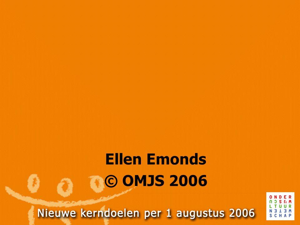 Ellen Emonds © OMJS 2006