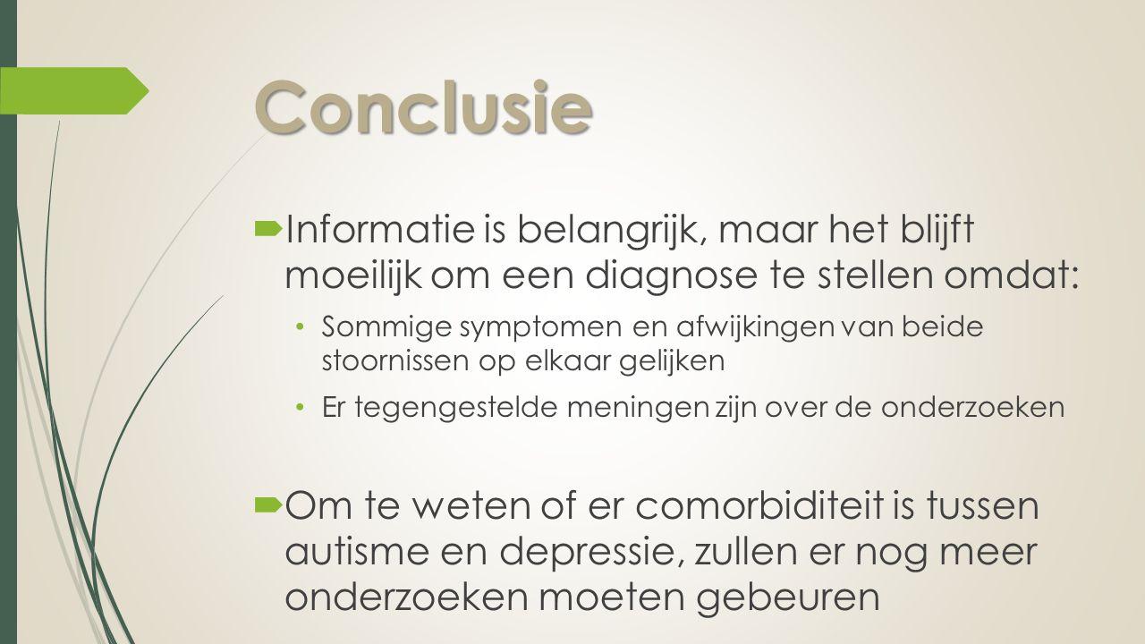 Bibliografie  Schreurs, V.(2013). Autisme blijkt containerbegrip te zijn [afbeelding].