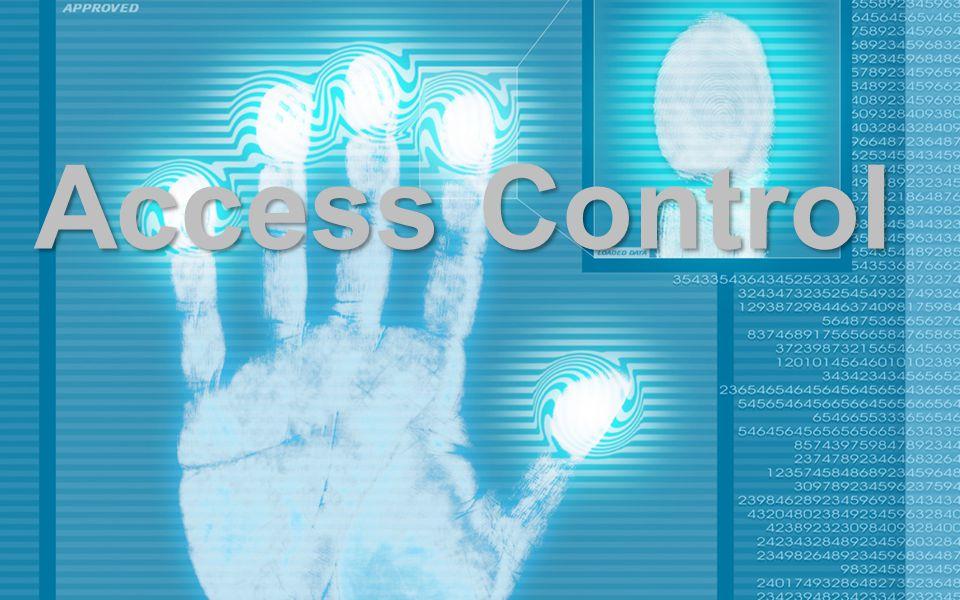 91 Access Control Service Access Control
