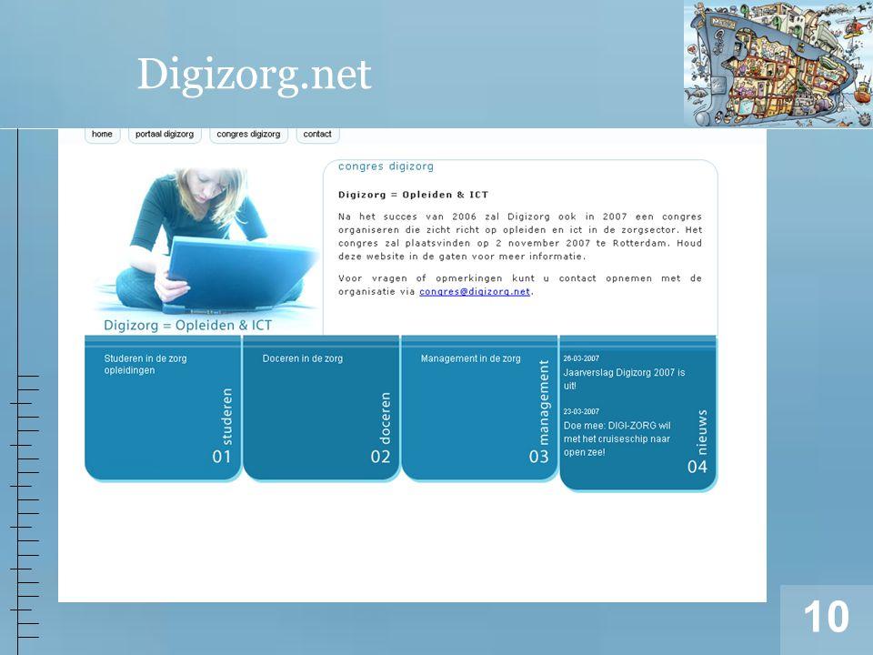 10 Digizorg.net