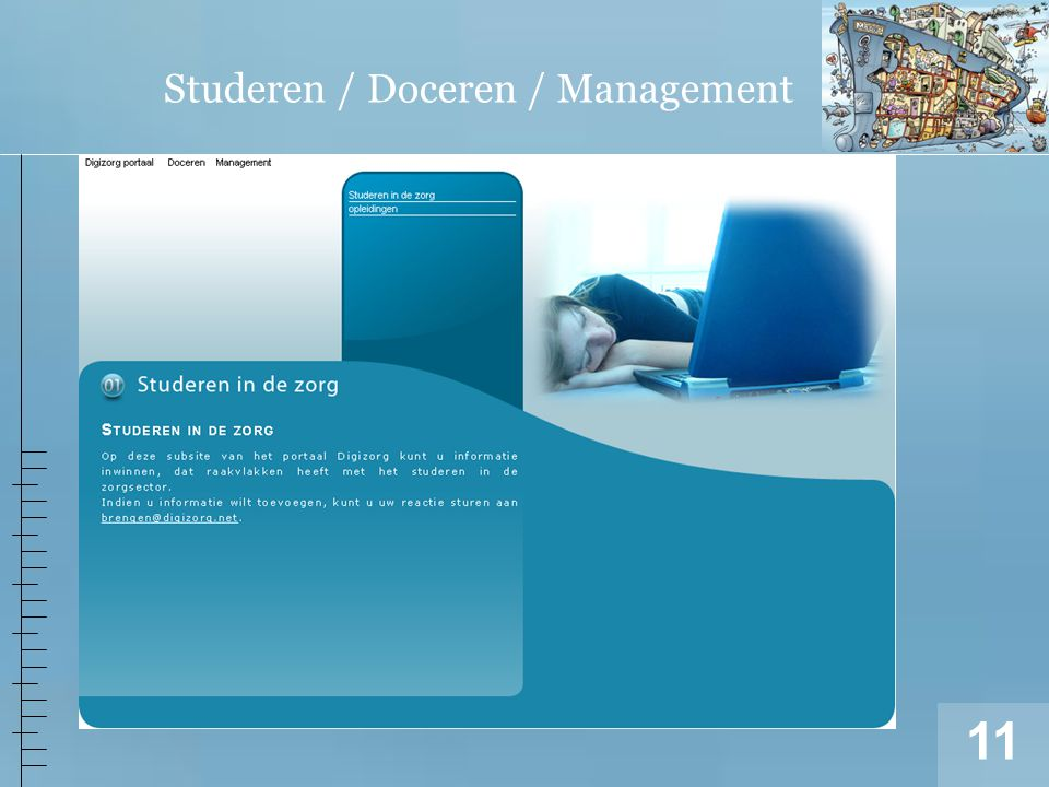 11 Studeren / Doceren / Management