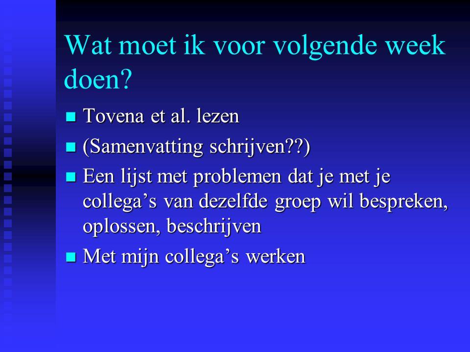 Vragen!!.