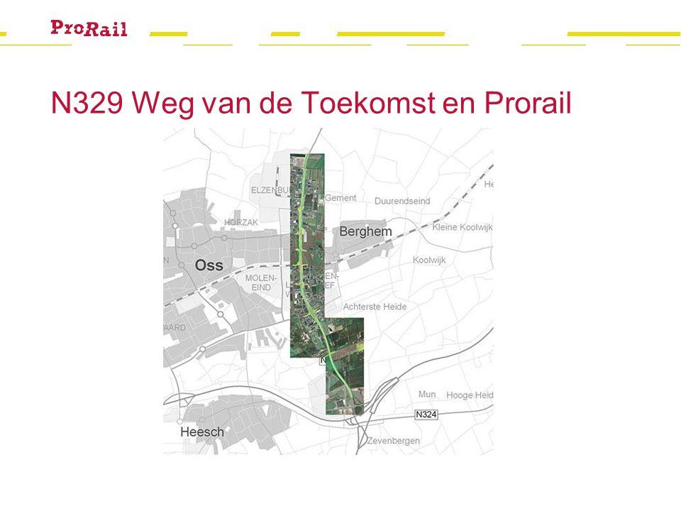 oss 2 Opdrachtgever: ProRail regio Zuid Bouwmanager: Stan Sontrop realisatie van de onderdoorgang Megensebaan onder het spoor