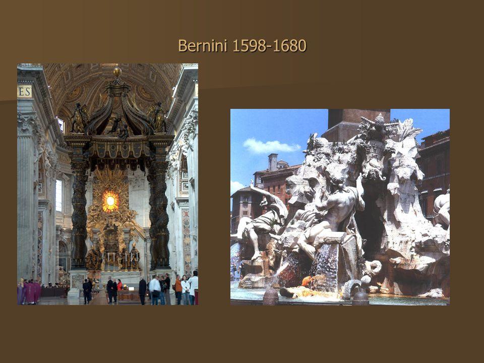 Bernini 1598-1680