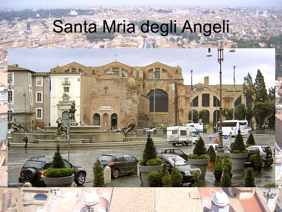 Santa Mria degli Angeli