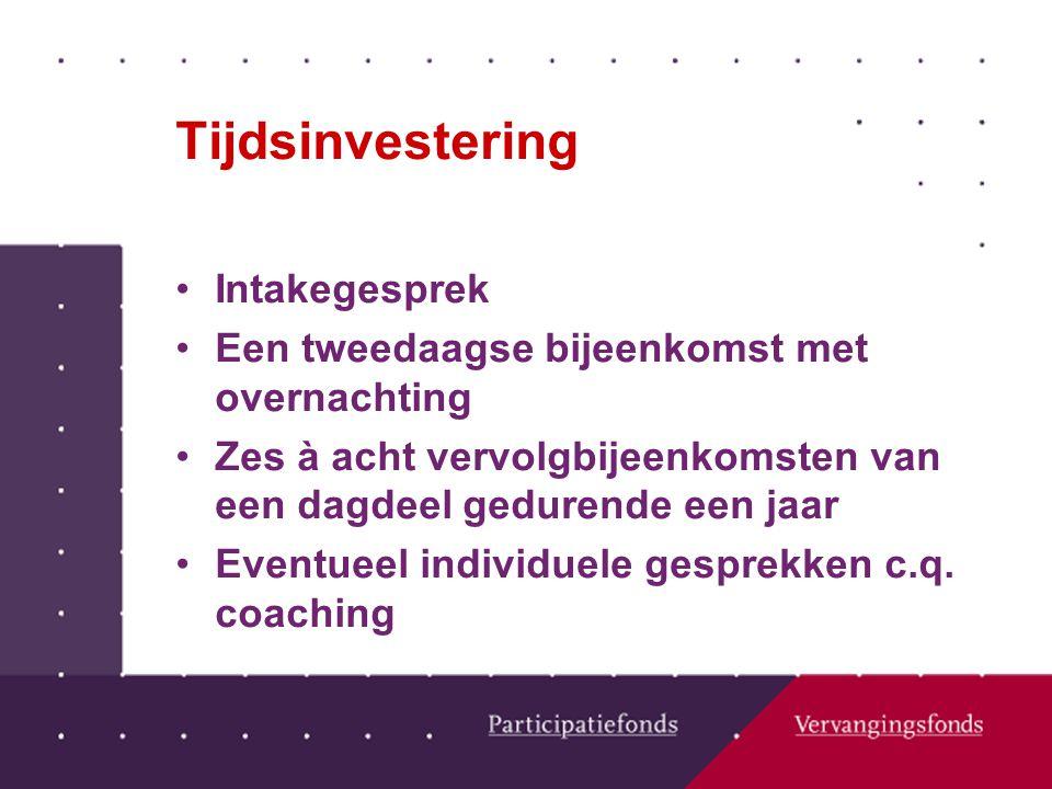 Methodiek De trainers en deelnemers gaan gezamenlijk op een andere manier kijken naar hun organisatie en de deelnemers gaan reflecteren op hun rol in allerlei situaties