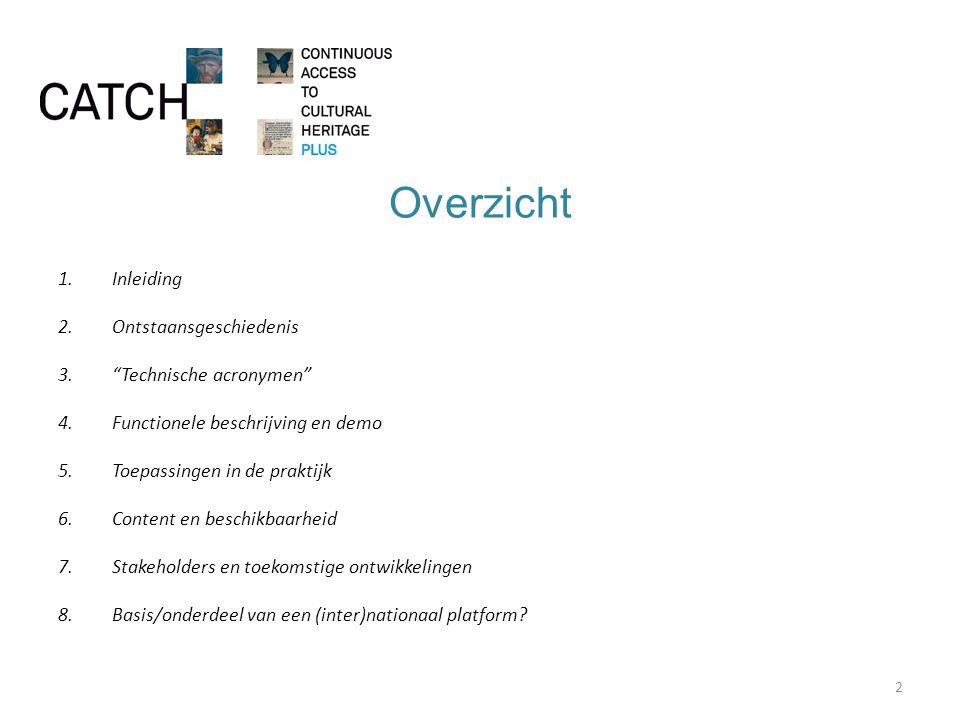 Technische acronymen 13