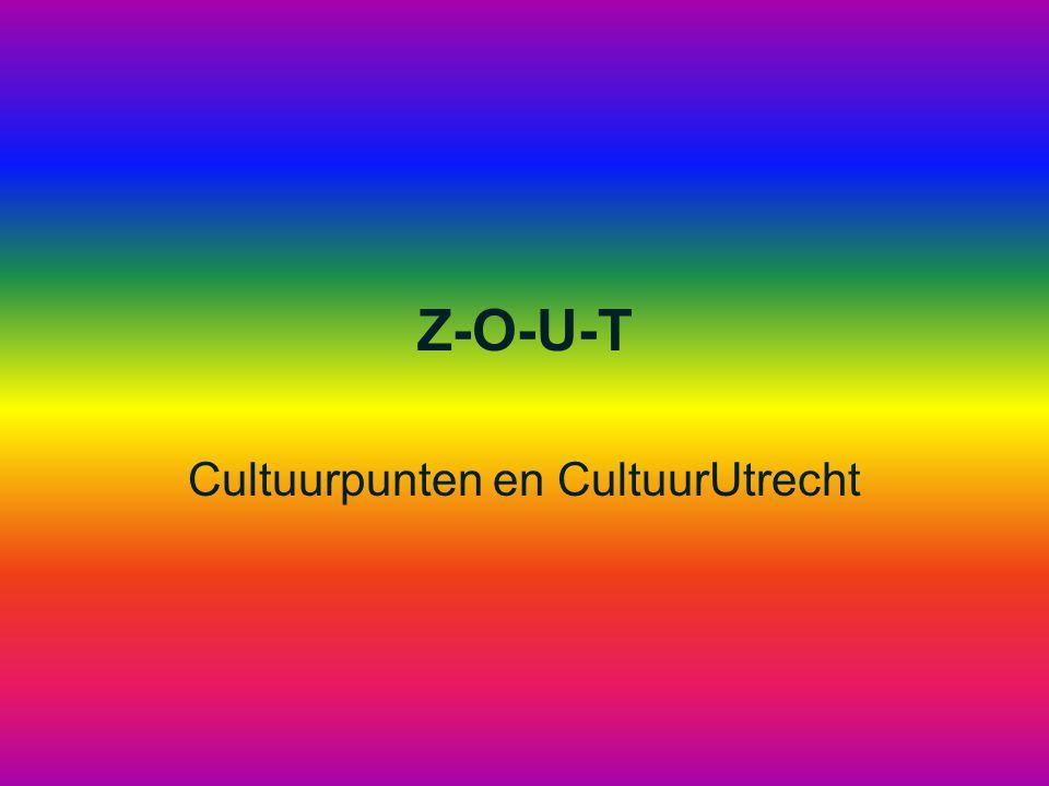 Cultuurpunten
