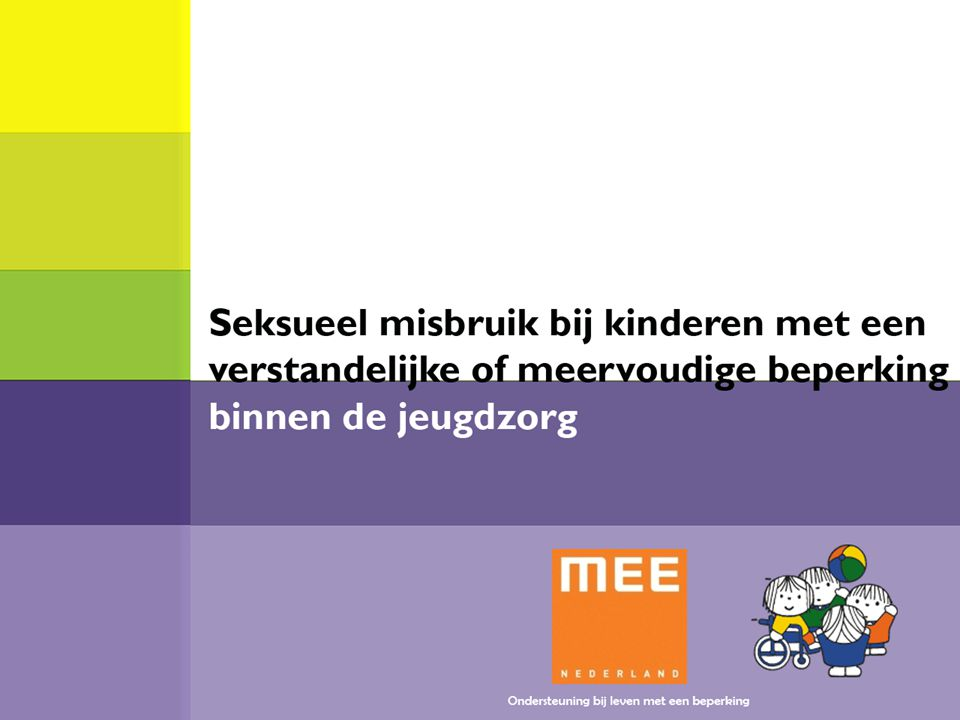 Inleiding Mr. Leon Wever Directeur Jeugd