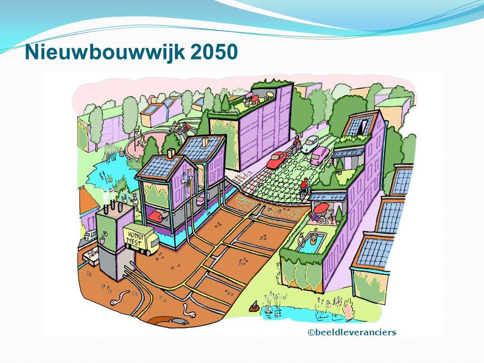 Nieuwbouwwijk 2050 ©beeldleveranciers