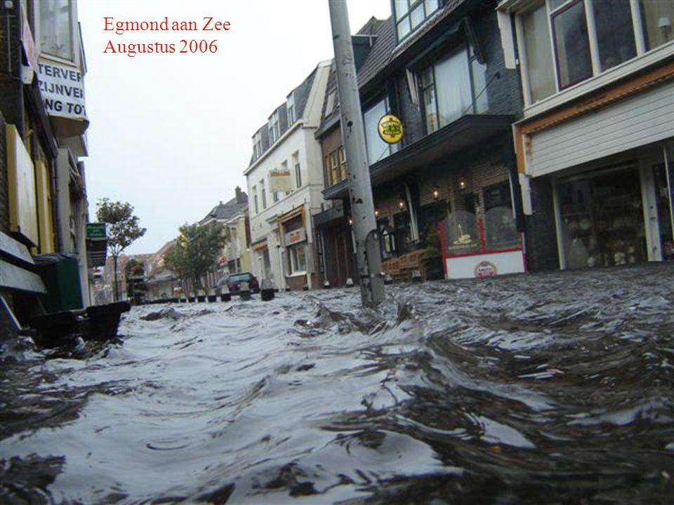 Egmond aan Zee Augustus 2006