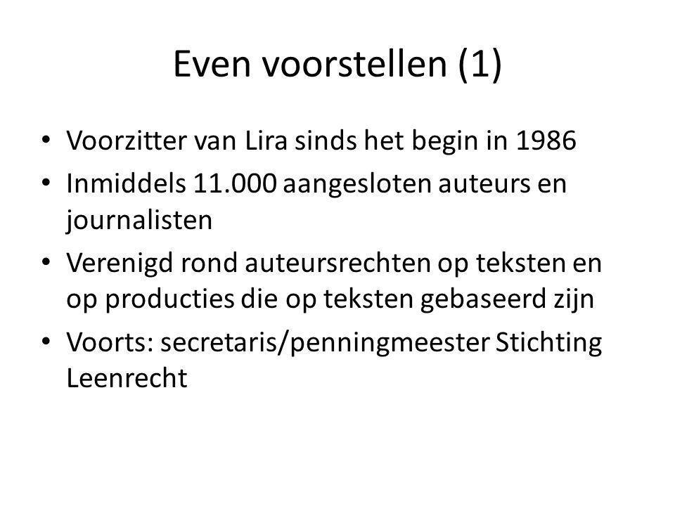 Buitenland In Nederlandse bibliotheken staan nogal wat boeken van Belgische schrijvers en vertalers Voor zover uitgeleend: vergoeding wordt door Lira rechtstreeks aan Belgische schrijvers en vertalers uitbetaald Ook veel vertaalde titels in bibliotheken Ook een niet zo hoog percentage oorspronkelijke buitenlandse boeken Betaling vindt plaats via zusterorganisaties