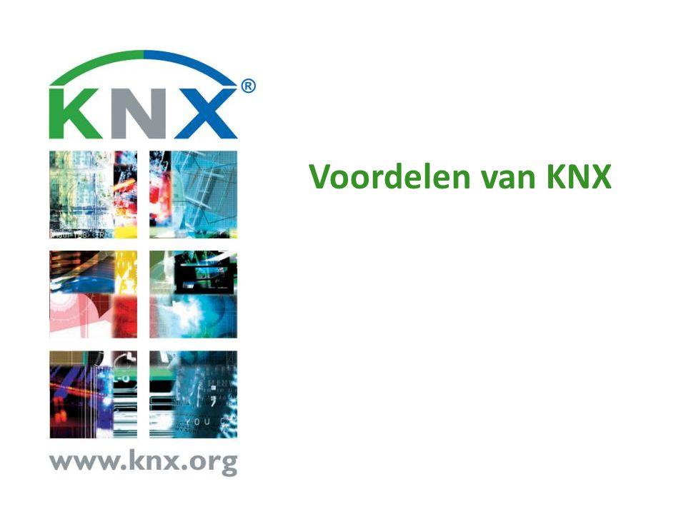 Internationale Standaard, dus toekomstgericht Productcertificering zorgt voor interoperabiliteit & interworking KNX staat voor hoge productkwaliteit 1.