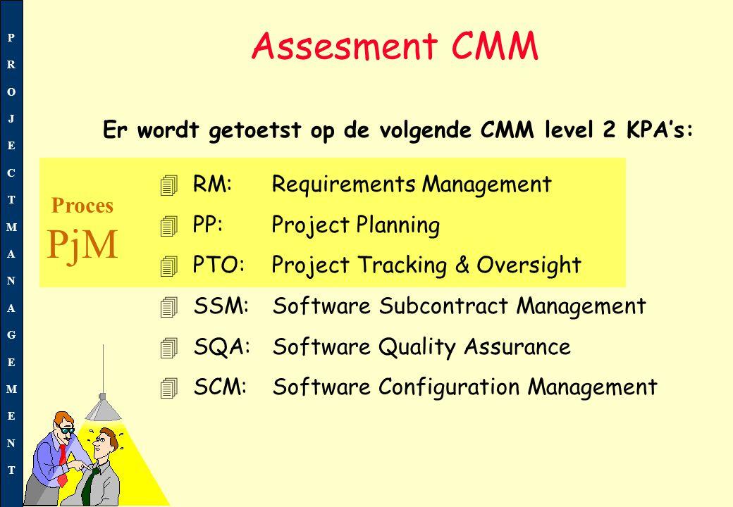 PROJECTMANAGEMENTPROJECTMANAGEMENT Gecontroleerde allocatie van system requirements t.b.v.