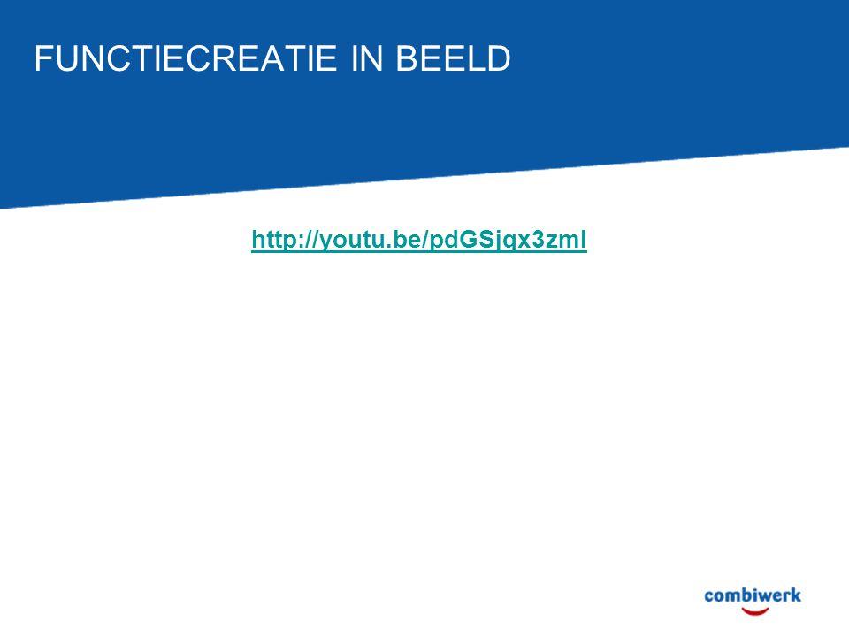 FUNCTIECREATIE IN BEELD http://youtu.be/pdGSjqx3zmI