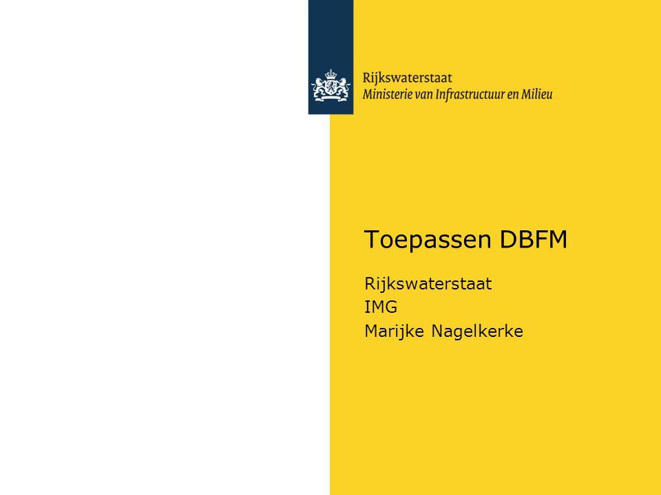 Toepassen DBFM Rijkswaterstaat IMG Marijke Nagelkerke