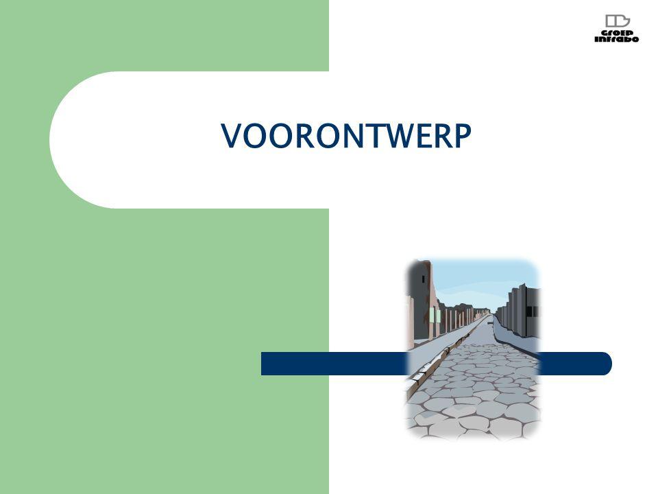 VOORONTWERP