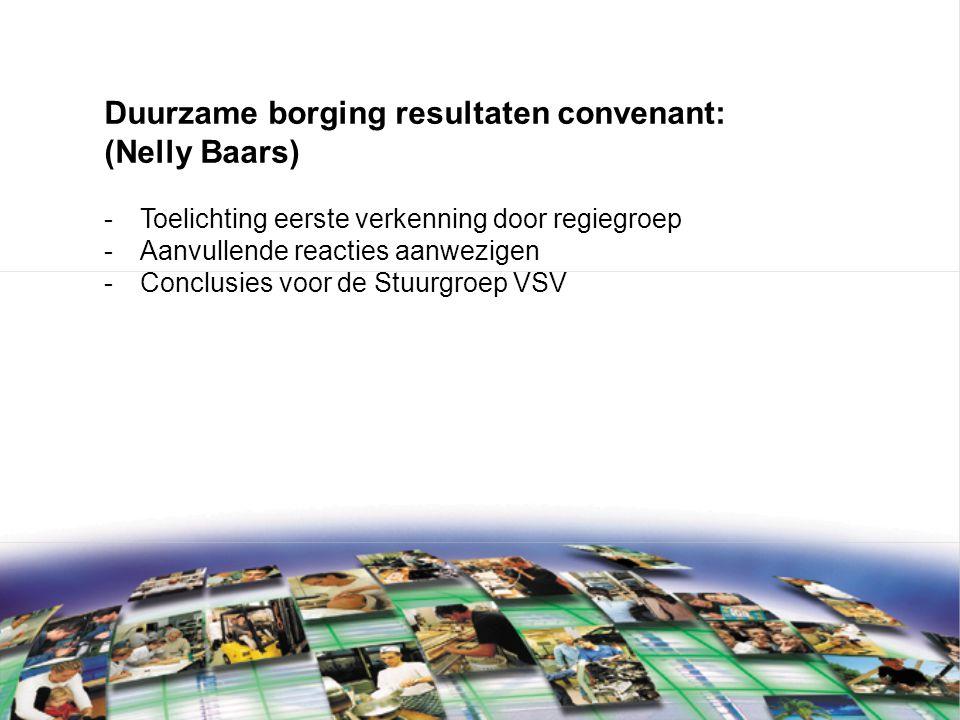 Het Eindhovense project Aansluiting VMBO-MBO (Roos Kusters) - Noodzaak tot regionale verbreding - Noodzaak tot koppeling aan andere VSV-projecten - Noodzaak tot betrekken bedrijfsleven (Mérie Michiels)