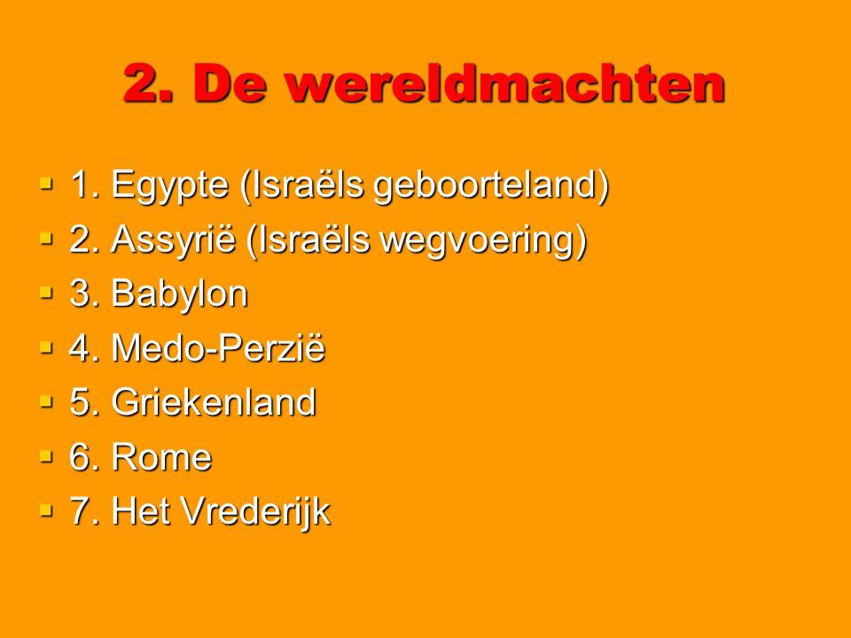 Babylon  Daniël 2 - Het statenbeeld Babylon: 'het hart van de tegenstand tegen God' (Jer.