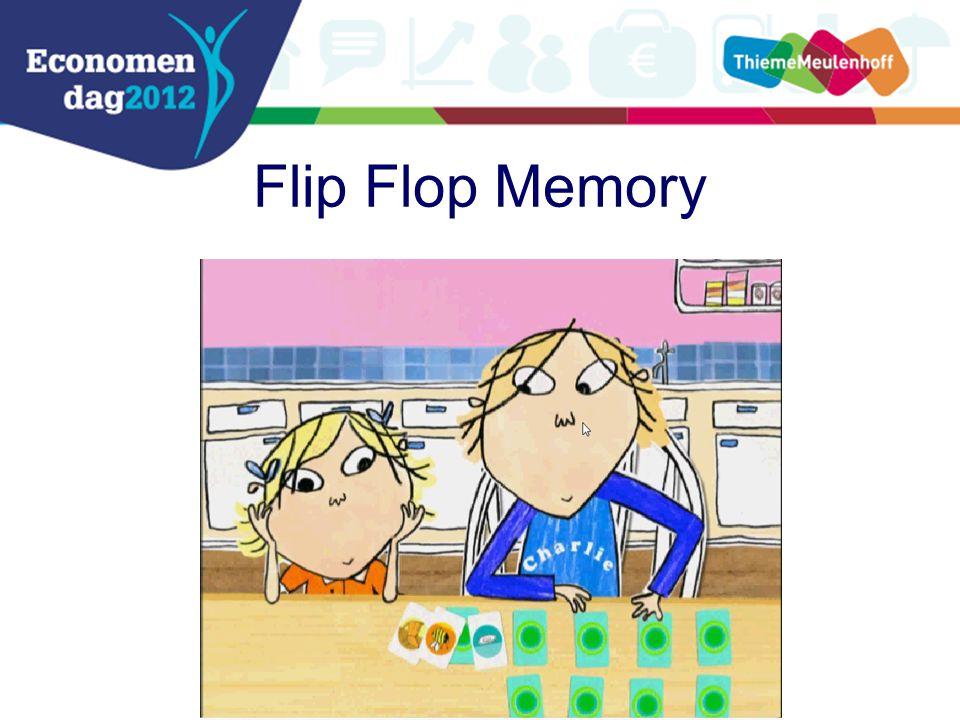 Flip Flop Memory
