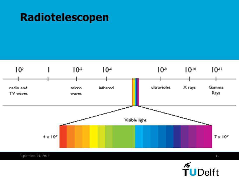 September 24, 201411 Radiotelescopen