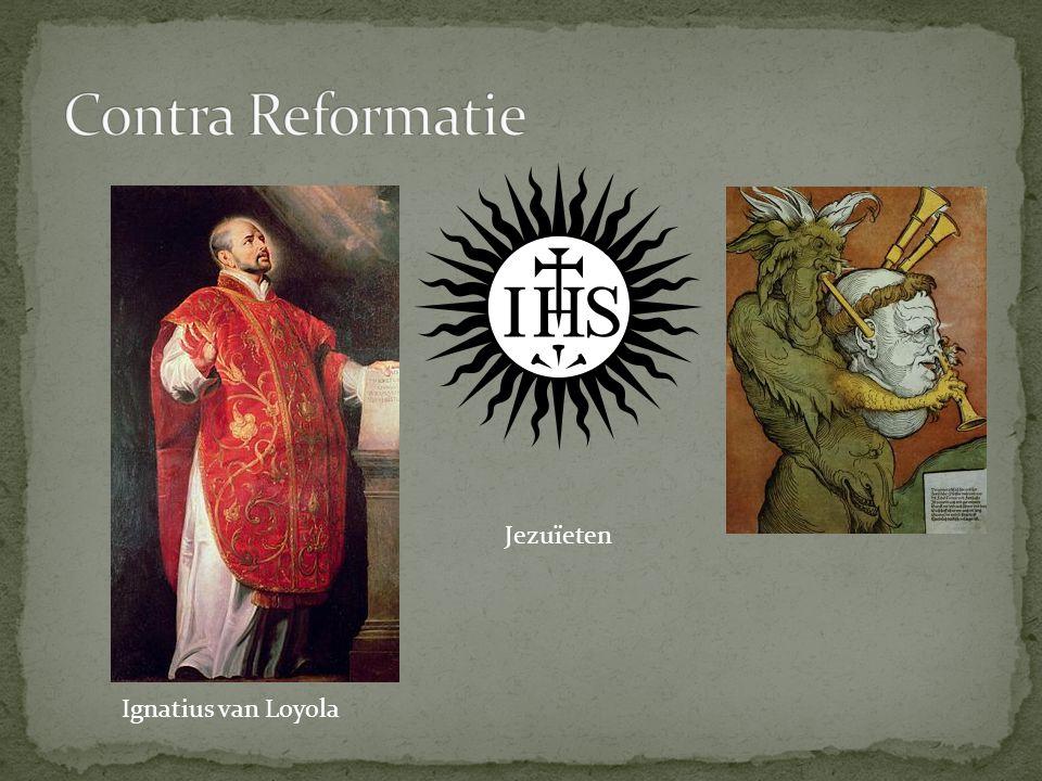 Jezuïeten Ignatius van Loyola
