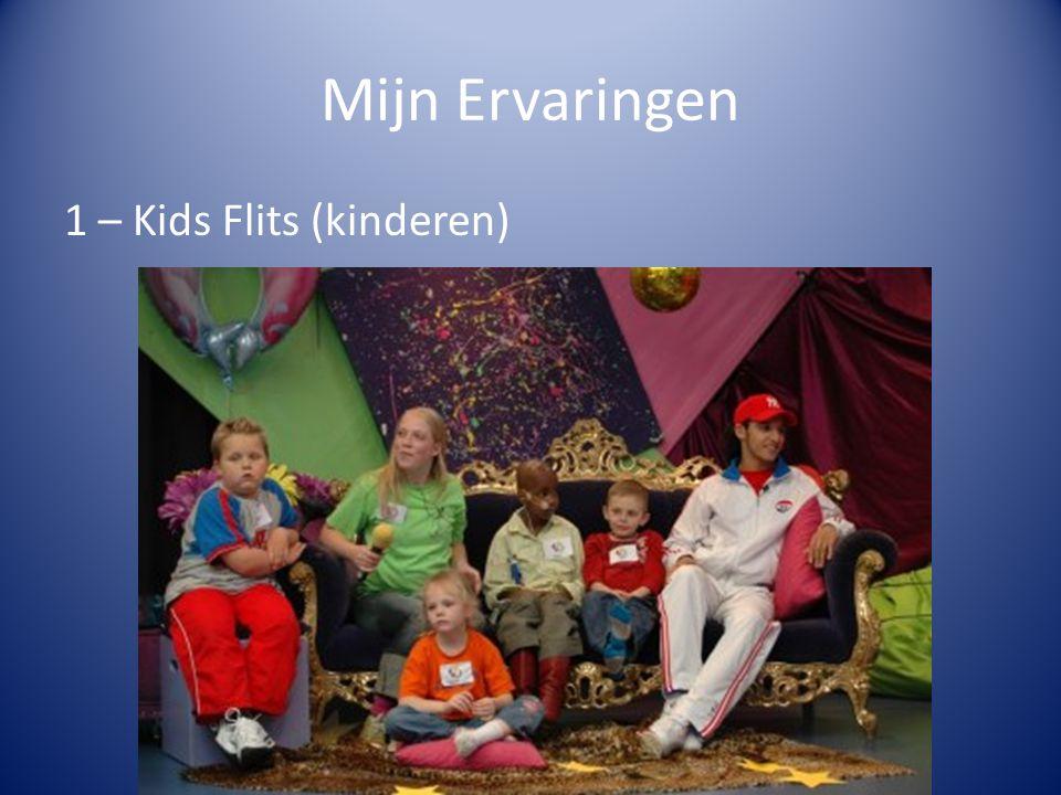 Mijn Ervaringen 1 – Kids Flits (kinderen)