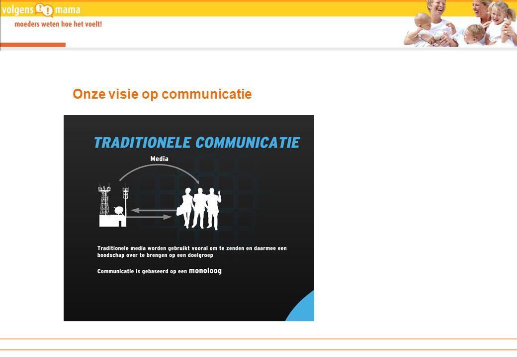 Onze visie op communicatie