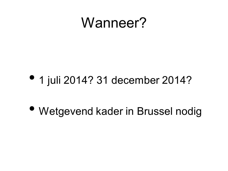 Pendelaars in Brussel: RSZ-korting oudere werknemers Op basis van plaats van tewerkstelling: - 156.917 VTE - 56 miljoen euro Op basis van plaats van domicilie: - 82.269 VTE - 28 miljoen euro => 28 miljoen tvv pendelaars