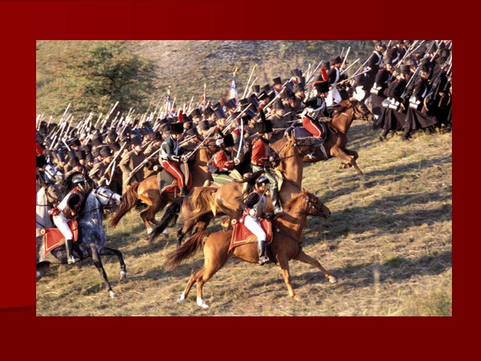Waar zat de kracht van het Franse leger.